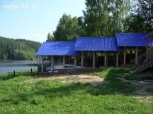 Продам базу отдыха «Жемчужина» на берегу Камы