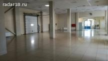 Сдам торговое помещение 381м² в ТЦ на 1этаже, 1линия