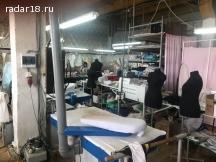 Готовый бизнес, швейное производство