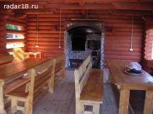 Продается база отдыха «Жемчужина» на берегу Камы