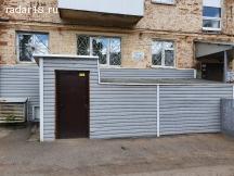 Продам 15-108 кв.м. торгового или офисного назначения, 1 линия, два отдельных входа