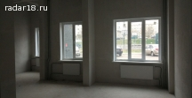 Продам 75м под офис, отд.вх., потолок 3м