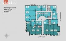 Продам 78, 91, 115 м² в ЖК Панорама, отд. вход