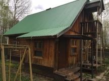 Продам дом 41 м² на участке 10 сот. г. Ижевск, Юровский мыс.