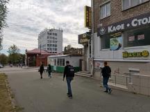 Продам кафе Италмас 117м + 60м кулинария и летник, 1 линия, у Цирка и центрального рынка