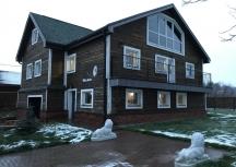Продам коттедж 270 м², участок 26 сот. на берегу р. Кама