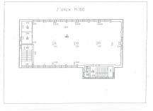 Продам отдельно стоящее здание, 3 этажа, 900м