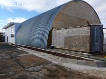 Продам производственно-сладское здание 714 м