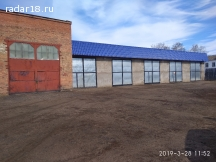 Продам производственную базу 3515 м, центр