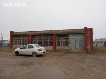 Продам здание 320 кв.м. и участок 4,65 сот под магазин, склад