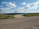 Продам земельный участок, 42,5 сот., 1 км. от города