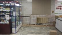 Сдается отдел 20м в магазине продуктов под пиво, молоко, колбасы
