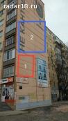 Сдается рекламное место у Трц Петровский