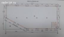 Сдам 10-320м в отделно стоящем, 1 линия
