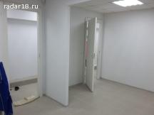 Сдам 105 кв.м., г. Ижевск, ул. Ленина, 50 под офис,Call цент