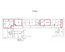 Сдам 11, 19, 21, 23, 28.5 до 300м в подвале рядом с ТЦ Сигма