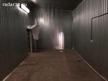 Сдам 160 кв.м. холодильные, морозильные камеры, холодные скл