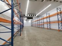 Сдам 1120-2335 кв.м морозильные, холодильные камеры, склады