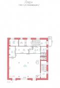 Сдам 313м под кафе в отдельно стоящем здании, 1 лин., 2 этаж