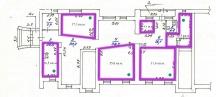 Сдам 4,3; 15,3; 16,5; 17,3; 31; 35м². под офис, отд. вход