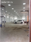 Сдам 630м под склад, автосервис, асфальт. площ. 30 сот