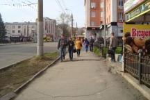 Сдам 72м, 1 линия, центр города, отличный трафик