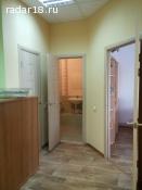 Сдам 98м² под офис, потолок 2.8м.,ремонт,парковка