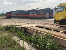 Сдам базу в Смирново, площадь 1 га. Производственный корпус 600 кв.м. АБК 100 кв.м.