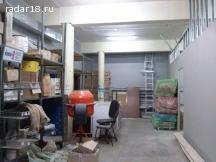 Сдам 100 кв.м. под произв-во склады, 1 линия