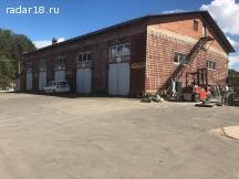 Сдам производственно-складск. от 106 до 520 м²