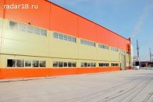 Сдам производственно-складскогопомещения 760,8 кв.м.