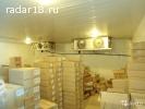 Холодильные и морозильные камеры 20-80м в разных районах